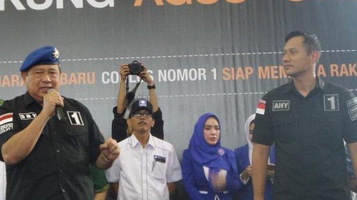 AHY Lakukan Pertemuan 'Rahasia' dengan Jokowi, Berbuntutnya Muncul 'Serangan' ke SBY