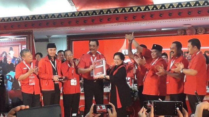 Inilah Susunan Pengurus Baru PDI-P Periode 2019-2024, Sesuai yang Diumumkan Megawati