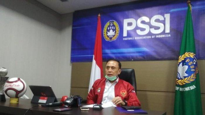 Izin Piala Menpora 2021Dicabut Polri Jika Ada Pelanggaran Protokol, Ketum PSSI Minta Ini