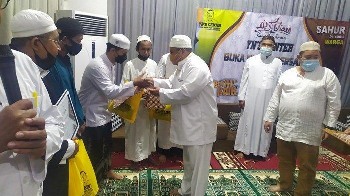 Hari ke-8 Program Ramadan YN'S Center di Banjarmasin, Doa Bersama Haul KH Ahmad Zuhdiannoor