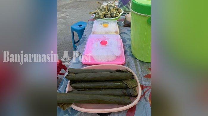 Penjual Ketupat di Kota Banjarmasin Mulai Kebagian Berkah Jelang Lebaran