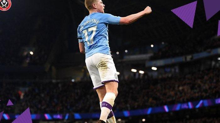 SESAAT LAGI Link TV Online Leicester vs Man City Liga Inggris di Live Mola TV, de Bruyne Absen