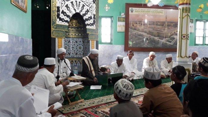 Khadamul Majelis Raudhaturrahmah memperingati hari Asyura 10 Muharram