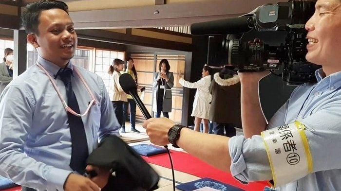 Kisah Pemuda Banjar Berdiplomasi di Jepang, Khairi Awali Bercerita Doraemon