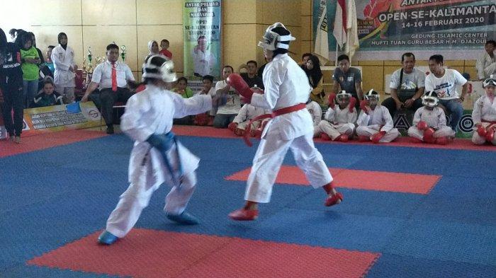 Karate Yusfi Cup, Peserta Cukup Mengirimkan Video, Pemenang Akan Diumumkan Secara Daring