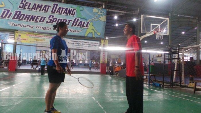 Target Aldi ke Final Kejurprov Bulu Tangkis Kalsel di Marabahan, Pelatih Yakin Terwujud