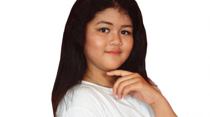 Model dan Pemain Film Khanza Nahda Rafanda Targetkan Gelar Putri Cilik Kalsel