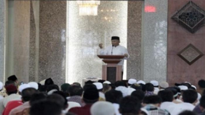 Viral di Klaten, Sosok Ustadz Juriono yang Meninggal Saat Sedang Khotbah Idulfitri Dikenal Dermawan