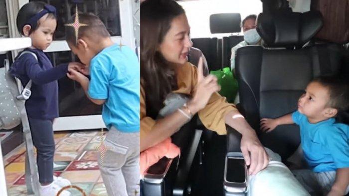 Momen Baim Wong Digantikan Paula Verhoeven Saat Antar Anak, Kiano Hanya Ingat Satu Nama