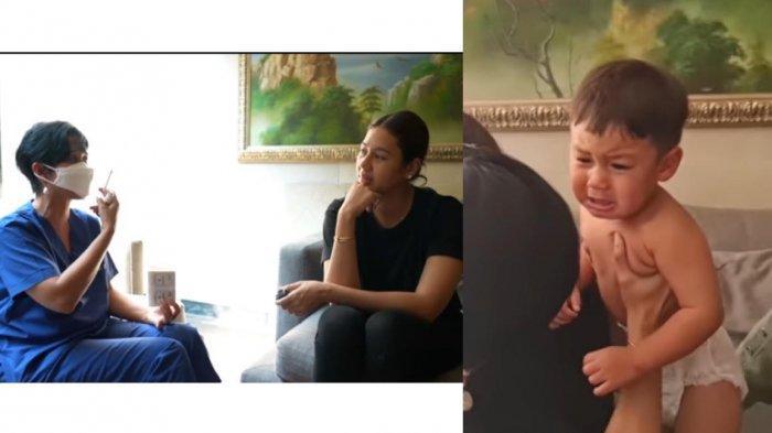 Penyakit Kiano Anak Baim Wong Diungkap Dokter, Kulit Putra Paula Verhoeven Alami Bintik Merah