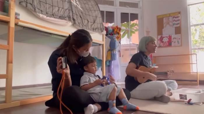 Ulah Kiano Baim Wong Pertama Sekolah Bikin Paula Malu, Sekelas Anak Rachel Vennya dan Tya Ariestya