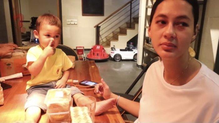 Pamer Hasil Ngupil pada Paula, Ulah Kiano Baim Wong Malah Picu Kekhawatiran sang Ibu
