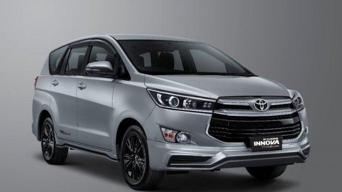 Kijang Innova TRD Sportivo menjadi MPV bergaya sporty yang diluncurkan Toyota bertepatan dengan momentum perayaan Hari Kemerdekaan RI