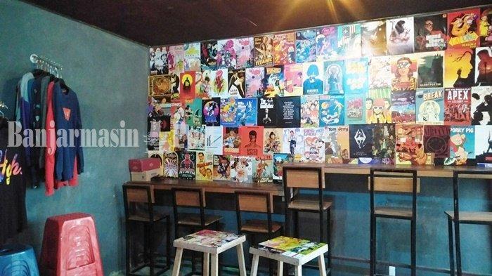 Kuliner Kalteng, Desain Interior Kinigara Coffee Kota Sampit Jadi Spot Foto Favorit