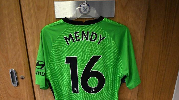 Kiper anyar The Blues Mendy langsung turun di laga Chelsea vs Crystal Palace