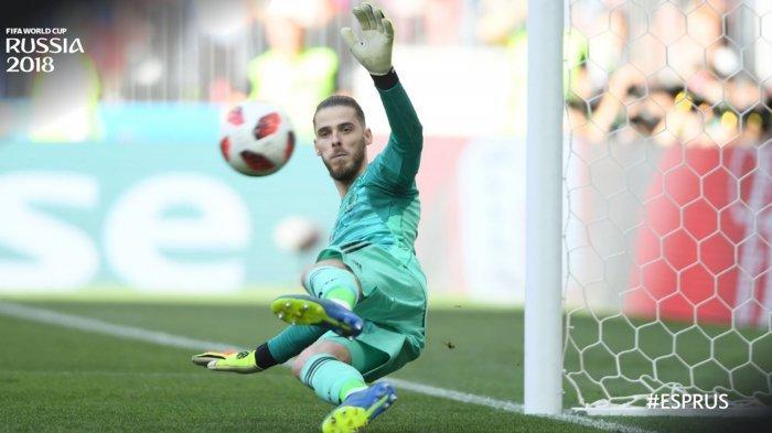 Blunder De Gea, Ter Stegen dan Muslera Keluhkan Kualitas Bola Piala Dunia 2018 di Rusia