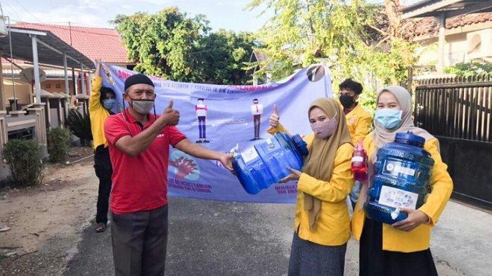 Mahasiswa Psikologi FK ULM KKN Daring di Guntung Manggis Banjarbaru, Begini Tanggapannya