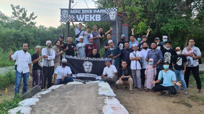 Klub Sepeda WEKB Gelar Buka Bersama dan Penyaluran Bantuan ke Panti Asuhan