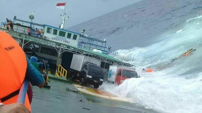 Uang Gaji ke-13 Rp 30 Miliar yang Tenggelam Bersama Kapal Feri Ditemukan, Begini Kondisinya