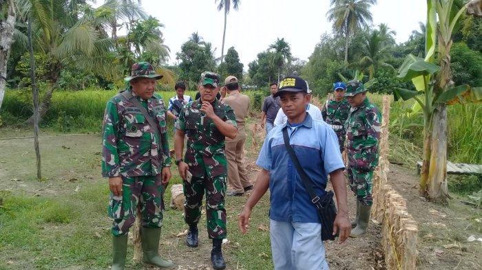 TMMD ke 105, Kodim 1007/Banjarmasin Bakal Rehab Musala dan Menanam Mangrove