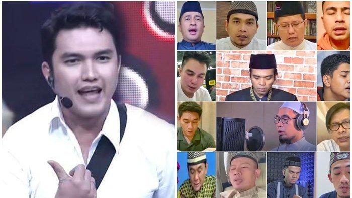 Komentar Aldi Taher Saat Arie Untung Posting Foto Baim Wong dan Raffi Ahmad Ngaji Banjir Nyinyiran