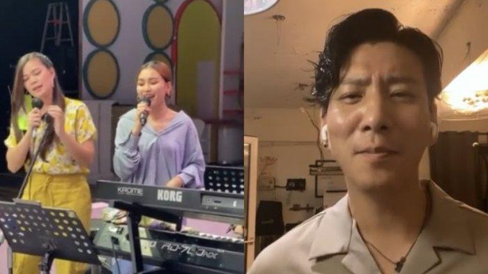 Reaksi Artis Korea Lihat Ayu Ting Ting Nyanyi Lagu dari T-Max Terekam, Shin Min Chul Ucap Ini