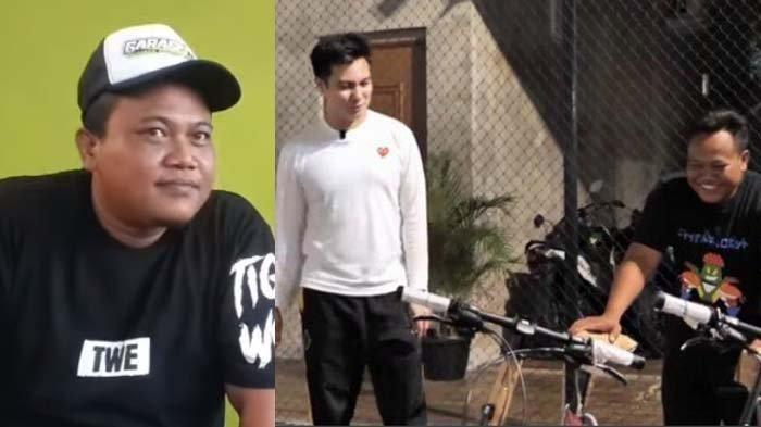 Sopir Baim Wong Kaget Mantan Karyawan Ayah Kiano Mau Menciumnya, Pak Slamet: Nanti Istriku Marah