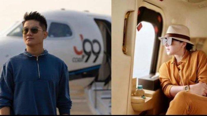 Nama Syahrini Terseret, Postingan Boy William Soal Naik Jet Pribadi Orang Lain Disorot