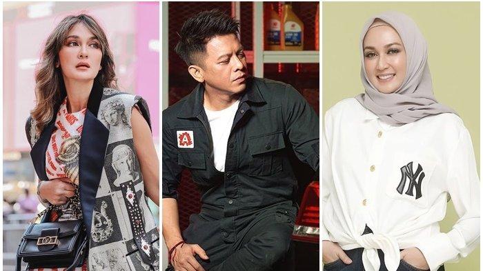 Usai Heboh Dina Lorenza dan Luna Maya, Ariel NOAH Beber Status Aslinya pada Sule: Jadi Pengangguran