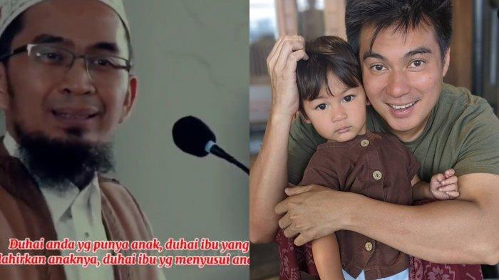 Tersentil Isi Ceramah Ustadz Adi Hidayat, Baim Wong Teringat Perlakuannya pada Kiano Selama Ini