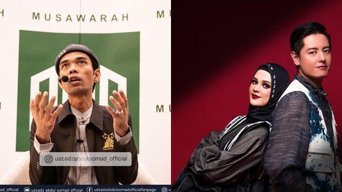 Ekspresi Cut Meyriska Dengar Poligami di Kajian Ustadz Abdul Somad (UAS) Disorot, Raut Istri Roger