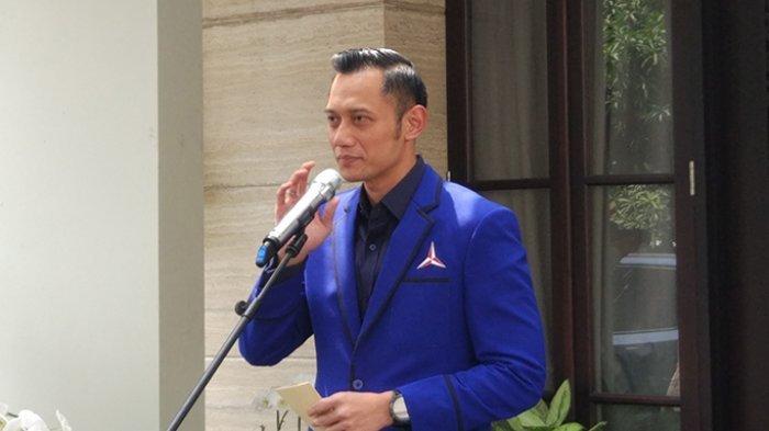 Komandan Kogasma Agus Harimurti Yudhoyono (AHY)