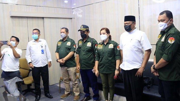 Komisi III DPRD Banjarbaru Kunjungi Command Center Ini Yang Diharapkan