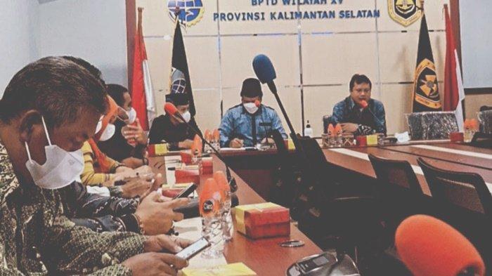 Anggota DPRD Kabupaten Tanbu Koordinasi ke BPTD Agar Pasang Lampu Jalan