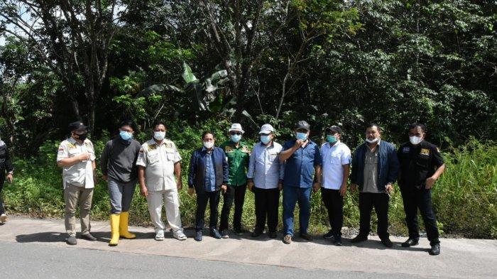 Komisi Tiga DPRD Kalsel Janji Rumuskan Perbaikan Jalan Pascabanjir