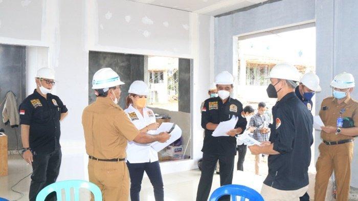 Komisi III DPRD Banjarbaru Minta Pembangunan Kantor PUPR Diawasi Agar Selesai Tepat Waktu