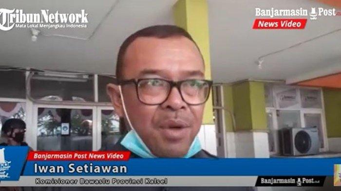 Tim Paslon Gubernur Denny Indrayana Kecewa Putusan DKPP, Ini Respons Bawaslu Kalsel