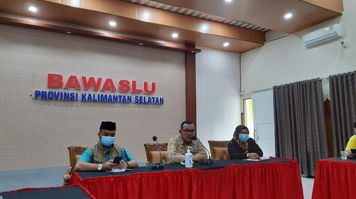Selisih Hasil Pilgub Kalsel BirinMU dan Denny Indrayana Dibawah 1 Persen, Bawaslu Persiapkan PHPU