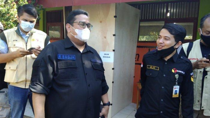 Pantau Pelaksanaan PSU Pilgub Kalsel 2020 di Tapin, Komisioner Bawaslu RI Harapkan ini