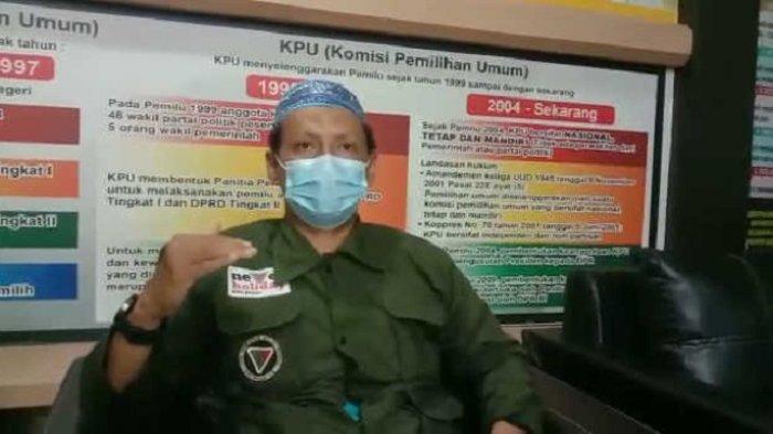 PSU Pilgub Kalsel, KPU Pastikan Tak Ada Penambahan DPT