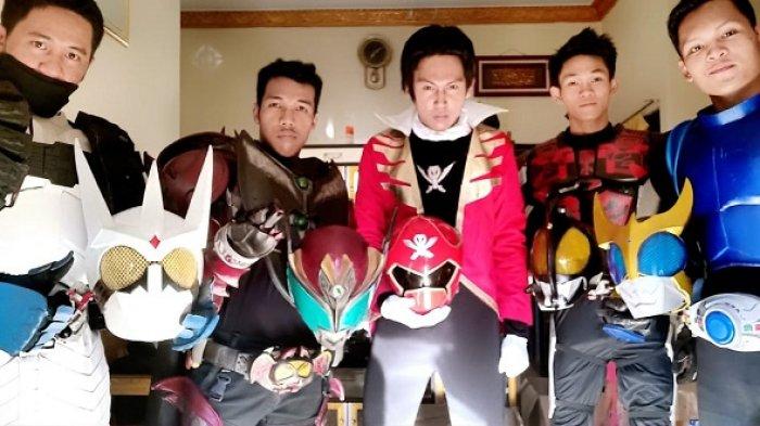 Meski Harganya Jutaan Rupiah, Kostum Superhero Tetap Diburu, Cosplayer Ini Punya 6