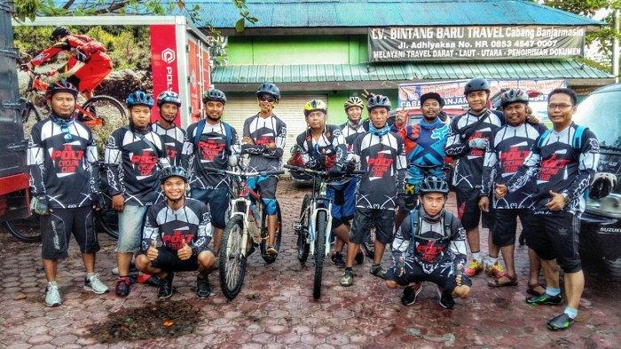 Minggu Ini Pegowes Silaturahmi di Event Bersepeda di Alam Tuntung Pandang, Belatup Part 2