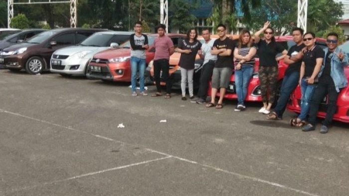 KalselPedia - Komunitas Rombongan Executif Car Otomotif (Recaro) Race Kalsel