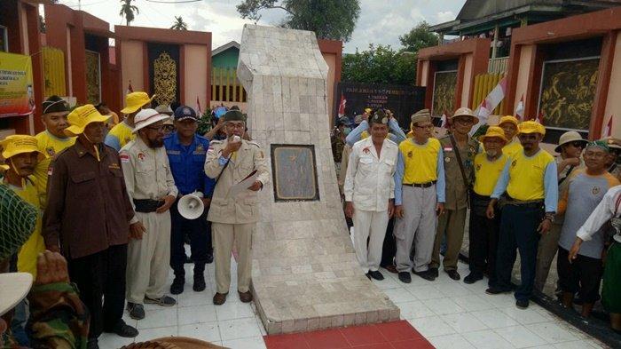 Komunitas Sepeda Ontel Saban Gelar Kirab HUT Proklamasi Gubernur Tentara ALRI Divisi IV
