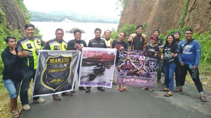 Komunitas NMAX Ini Touring Jelajahi Kota-kota di Sulawesi dengan Sepeda Motor