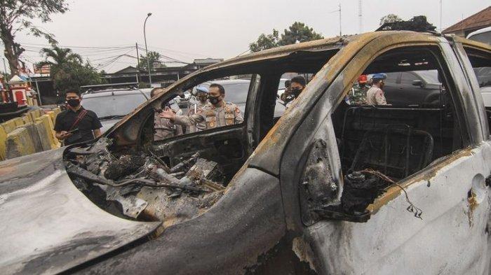 FAKTA Baru Penyerangan Mapolsek Ciracas, Ternyata Polisi 'Dikeroyok' Oknum TNI AD, TNI AL dan TNI AU