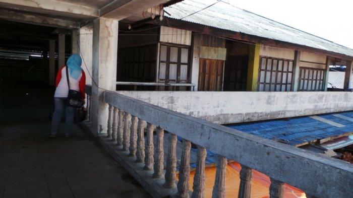 Bupati Berharap Kios Kosong Pasar Induk Amuntai Kembali Terisi