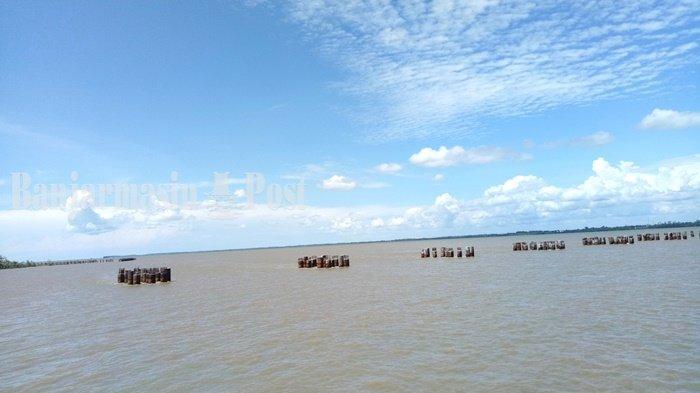 Nasib Pembangunan Jembatan Pulaulaut - Tanahbumbu Terganjal? Ini Penjelasan Pemkab Tanahbumbu