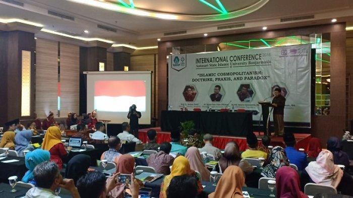 UIN Antasari Gelar Konferensi Internasional, Bahas Islam Sebagai Rahmat Bagi Seluruh Alam
