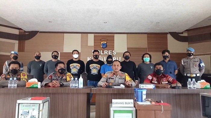 Pencurian di Kalsel : Aksinya Viral di Medsos, Pencuri Kotak Amal di Kotabaru Ini Diringkus Polisi